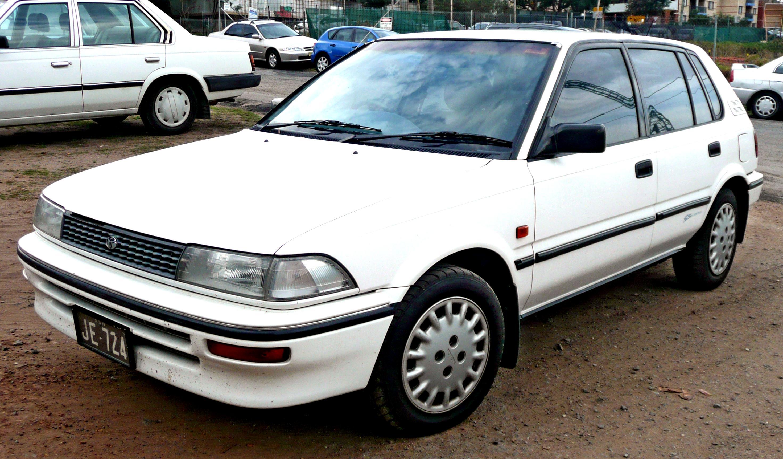 Kelebihan Kekurangan Corolla 1992 Review