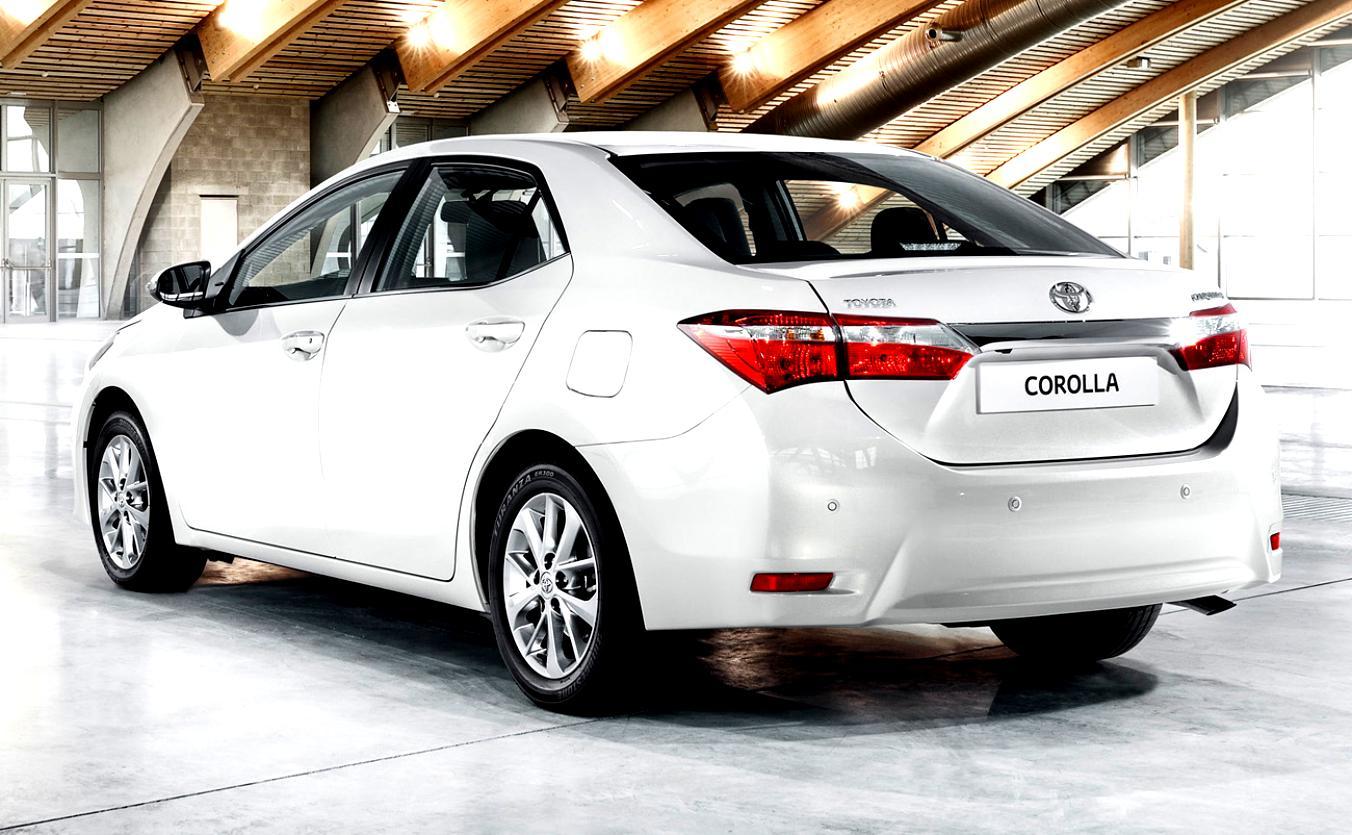 автомобиль Toyota Королла #10