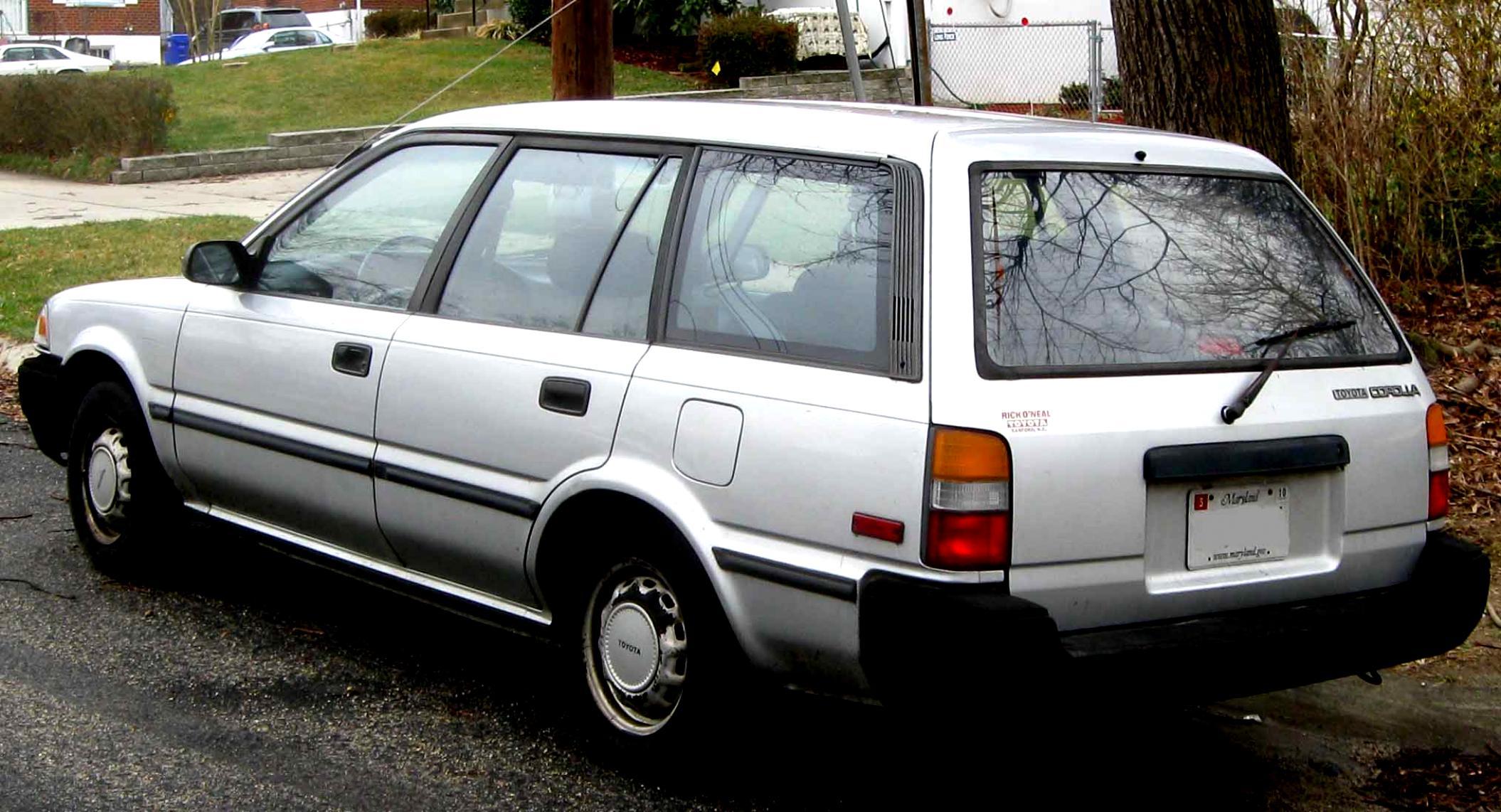 Toyota Corolla 2000 html Autos Weblog