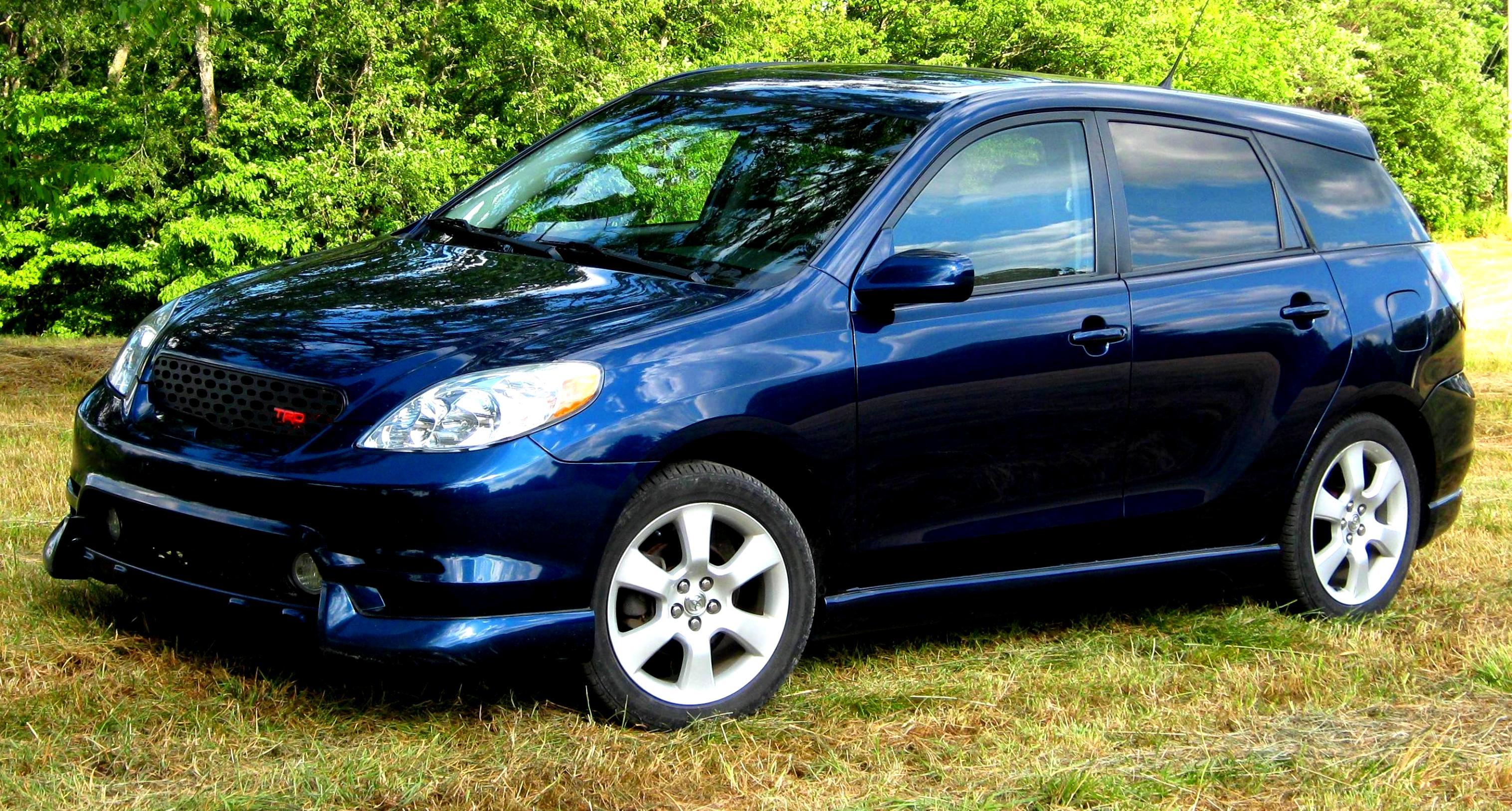 Toyota Matrix 2003 #2 ...
