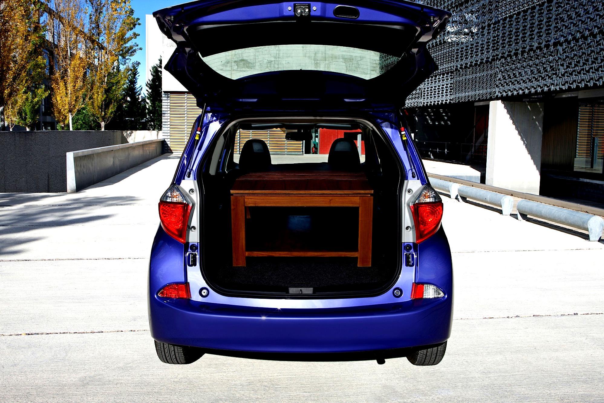 Toyota Verso S Gebrauchtwagen – mobile.de