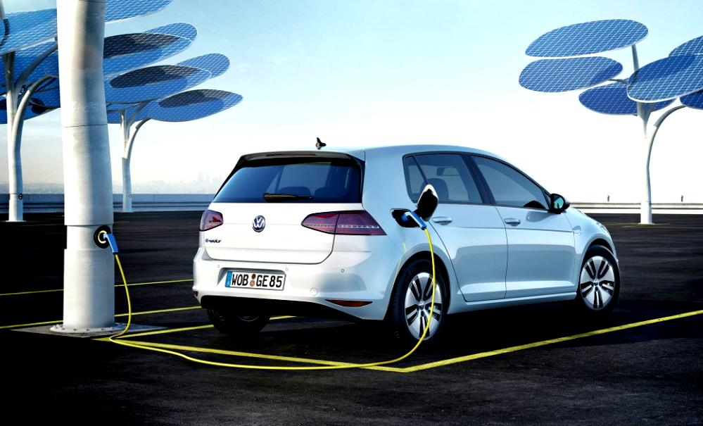 Volkswagen E-Golf 2014 #2