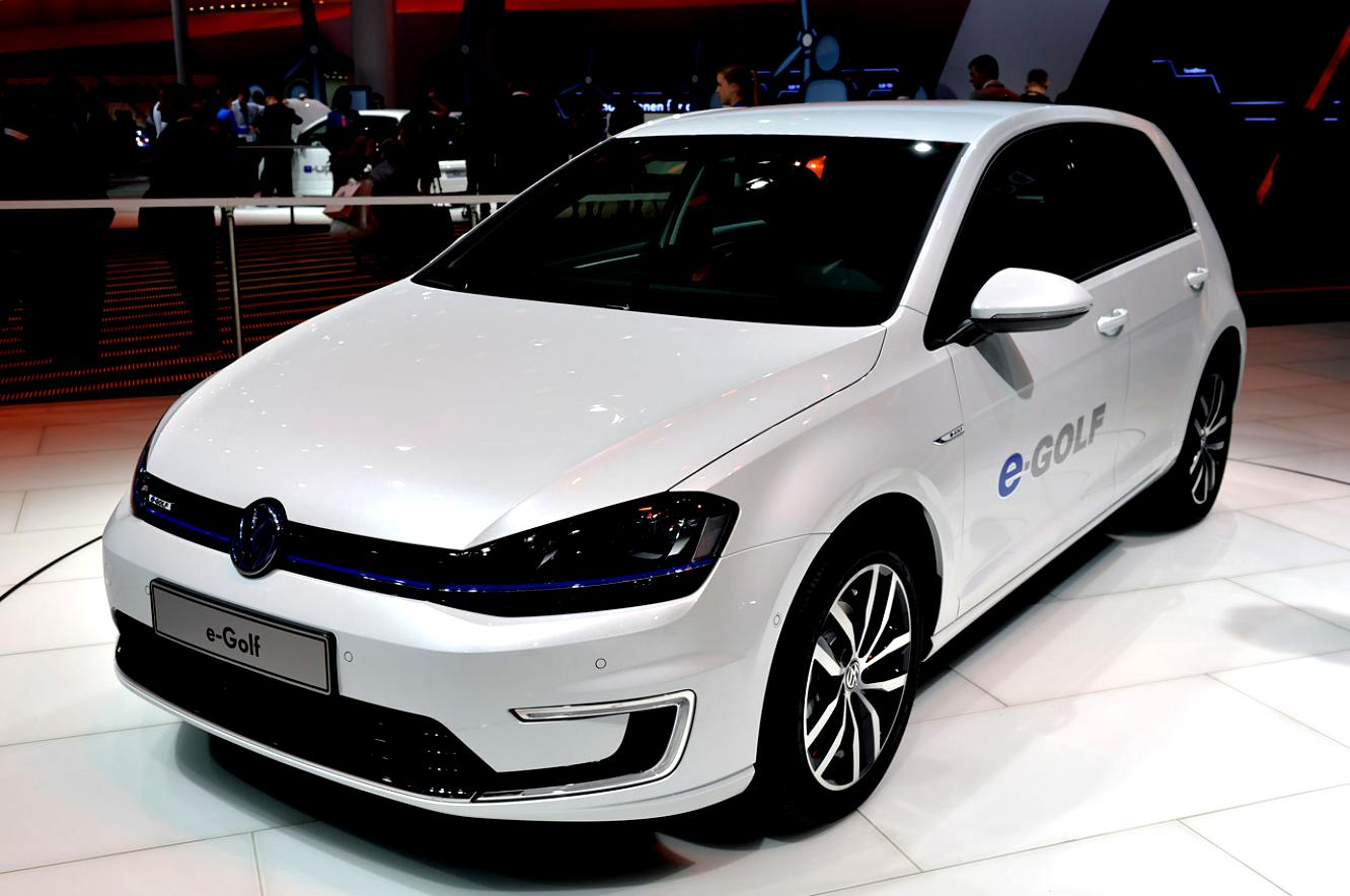 Volkswagen E-Golf 2014 #5