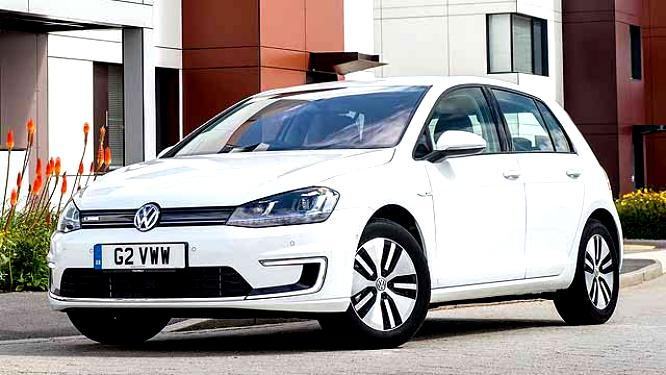 Volkswagen E-Golf 2014 #10
