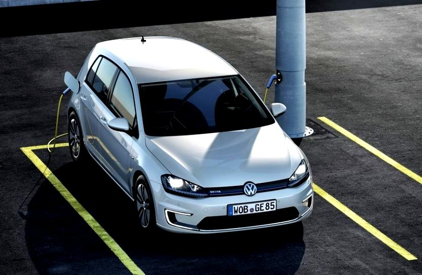 Volkswagen E-Golf 2014 #13