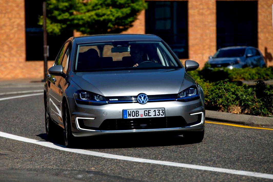 Volkswagen E-Golf 2014 #16