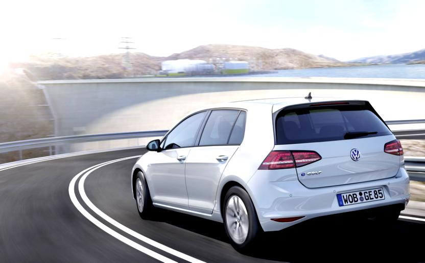 Volkswagen E-Golf 2014 #17