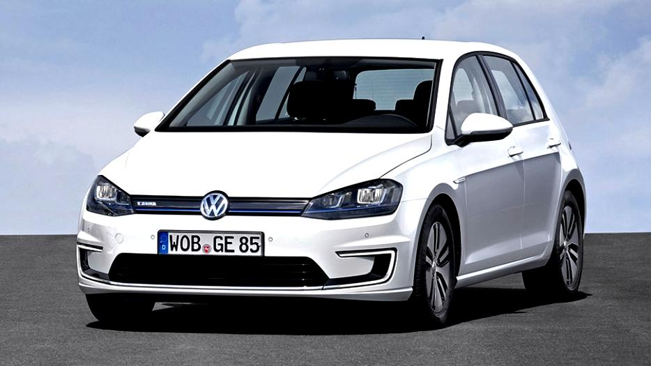 Volkswagen E-Golf 2014 #19