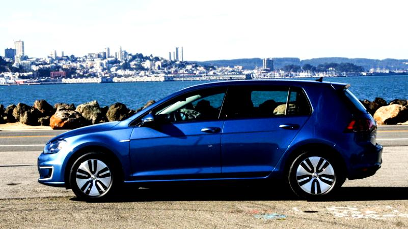 Volkswagen E-Golf 2014 #20