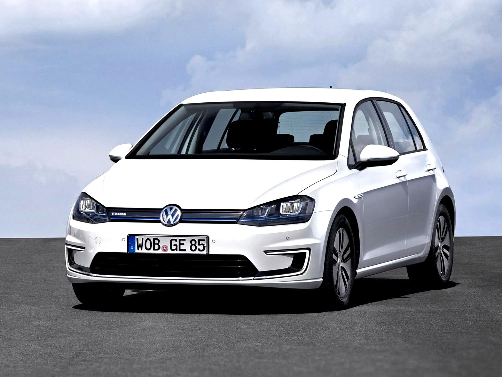 Volkswagen E-Golf 2014 #22