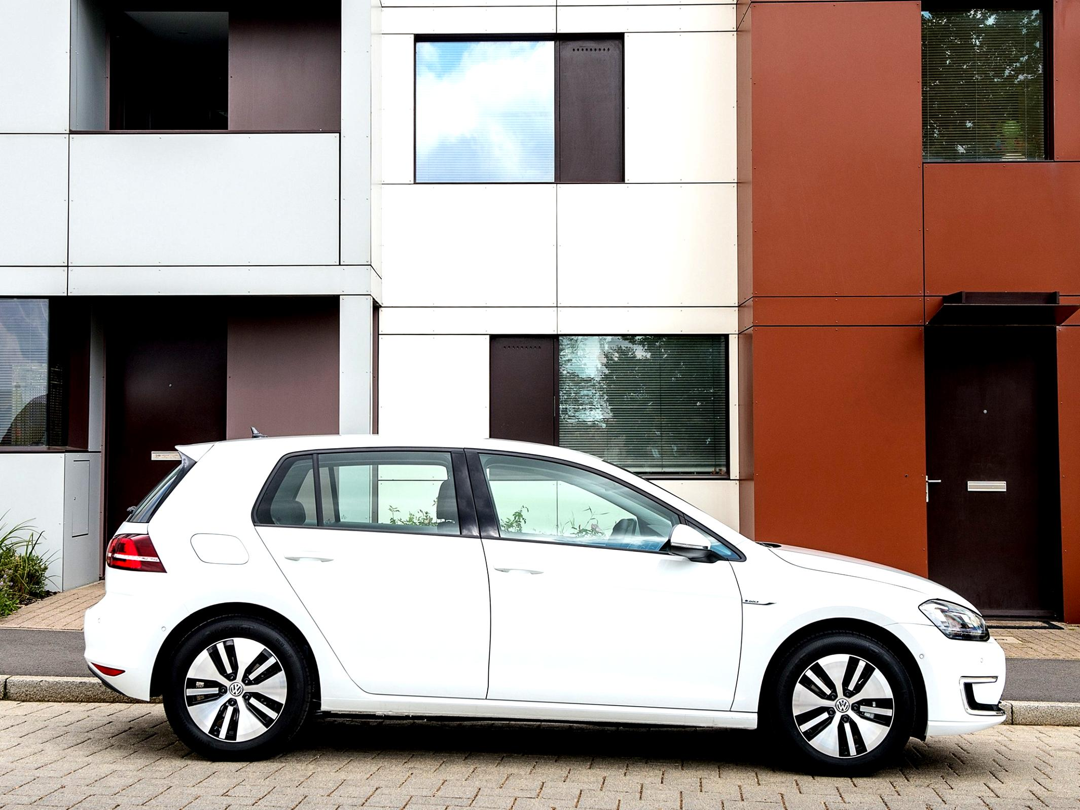 Volkswagen E-Golf 2014 #30