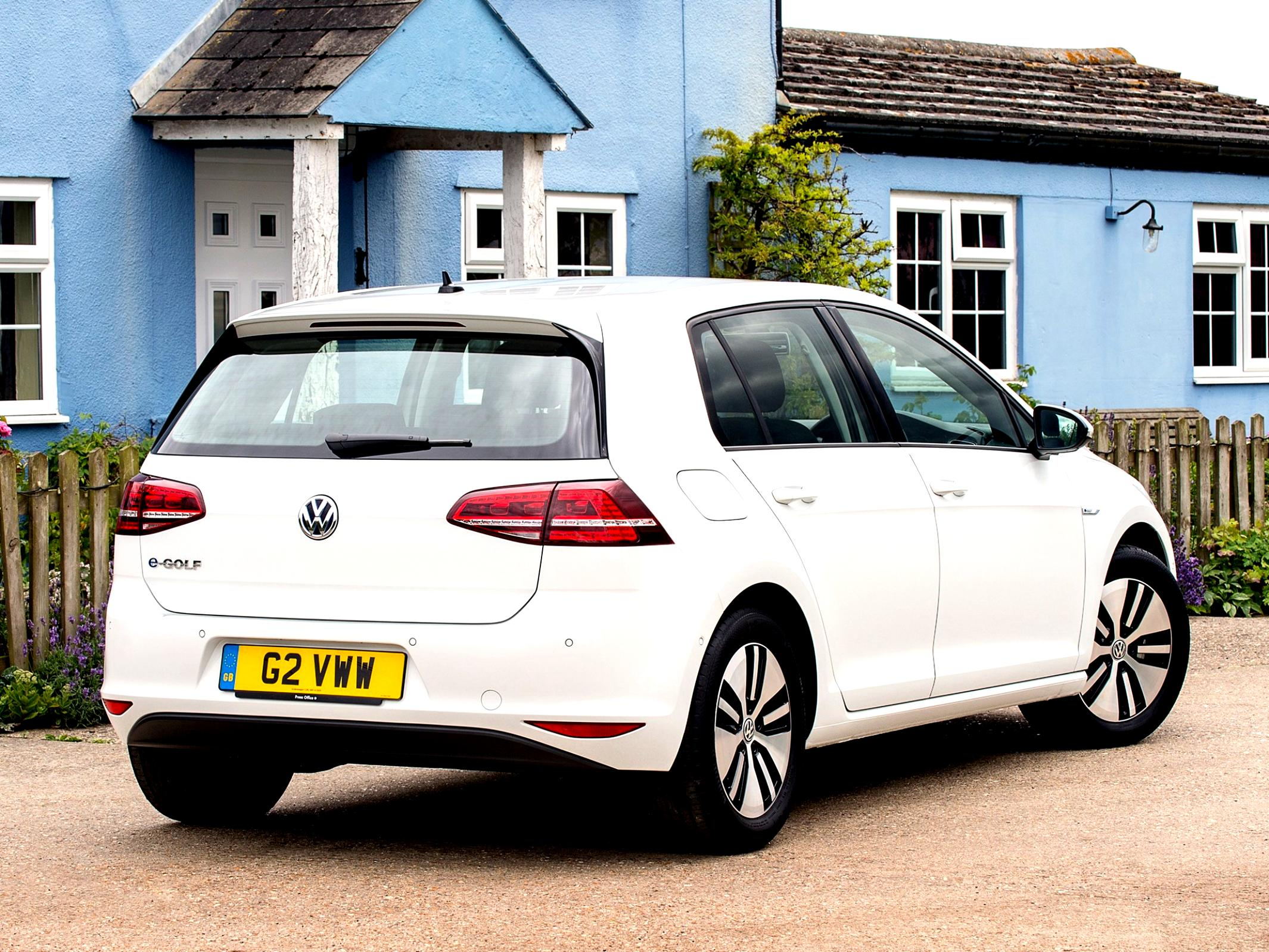 Volkswagen E-Golf 2014 #31