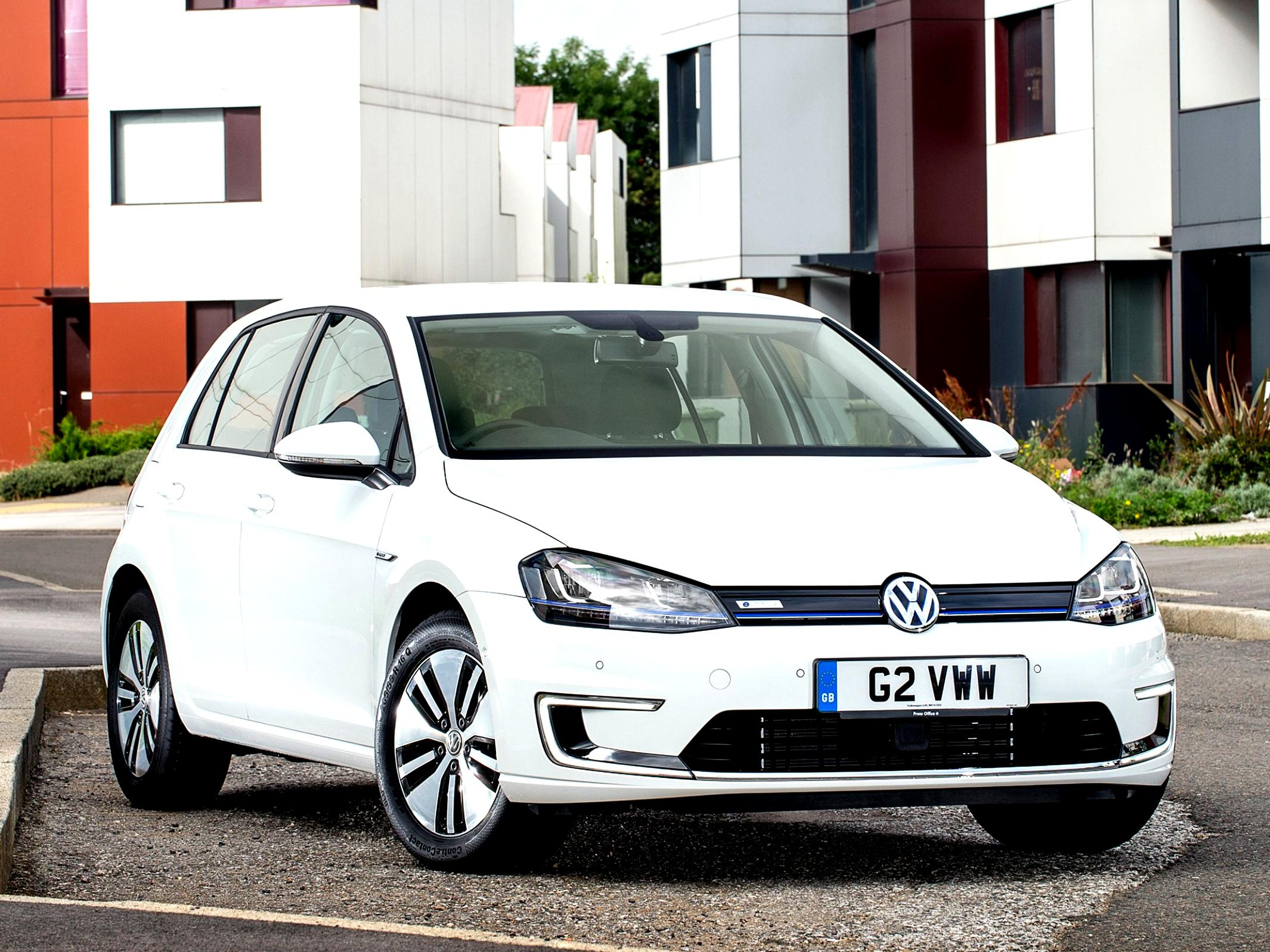 Volkswagen E-Golf 2014 #33