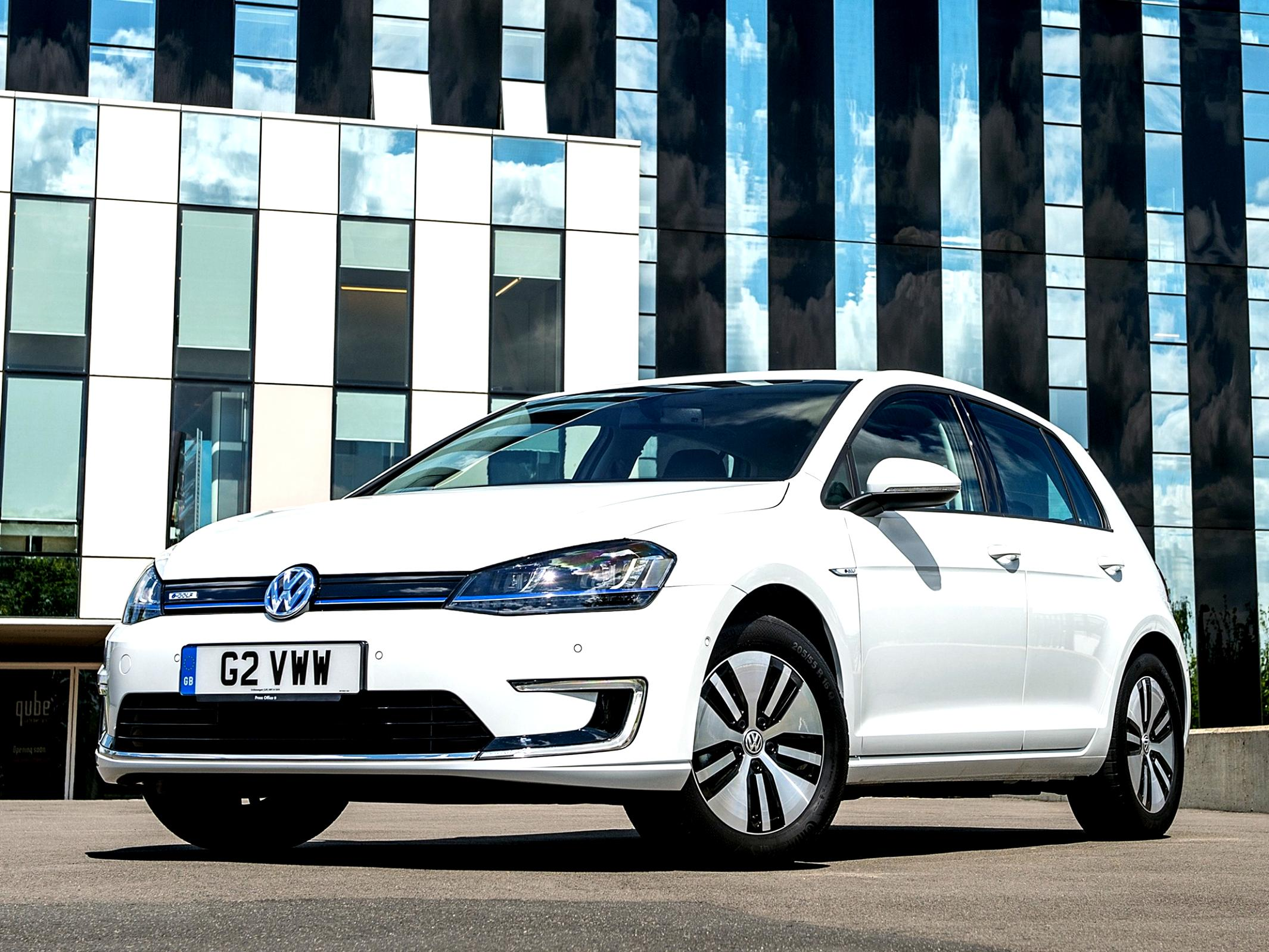 Volkswagen E-Golf 2014 #35
