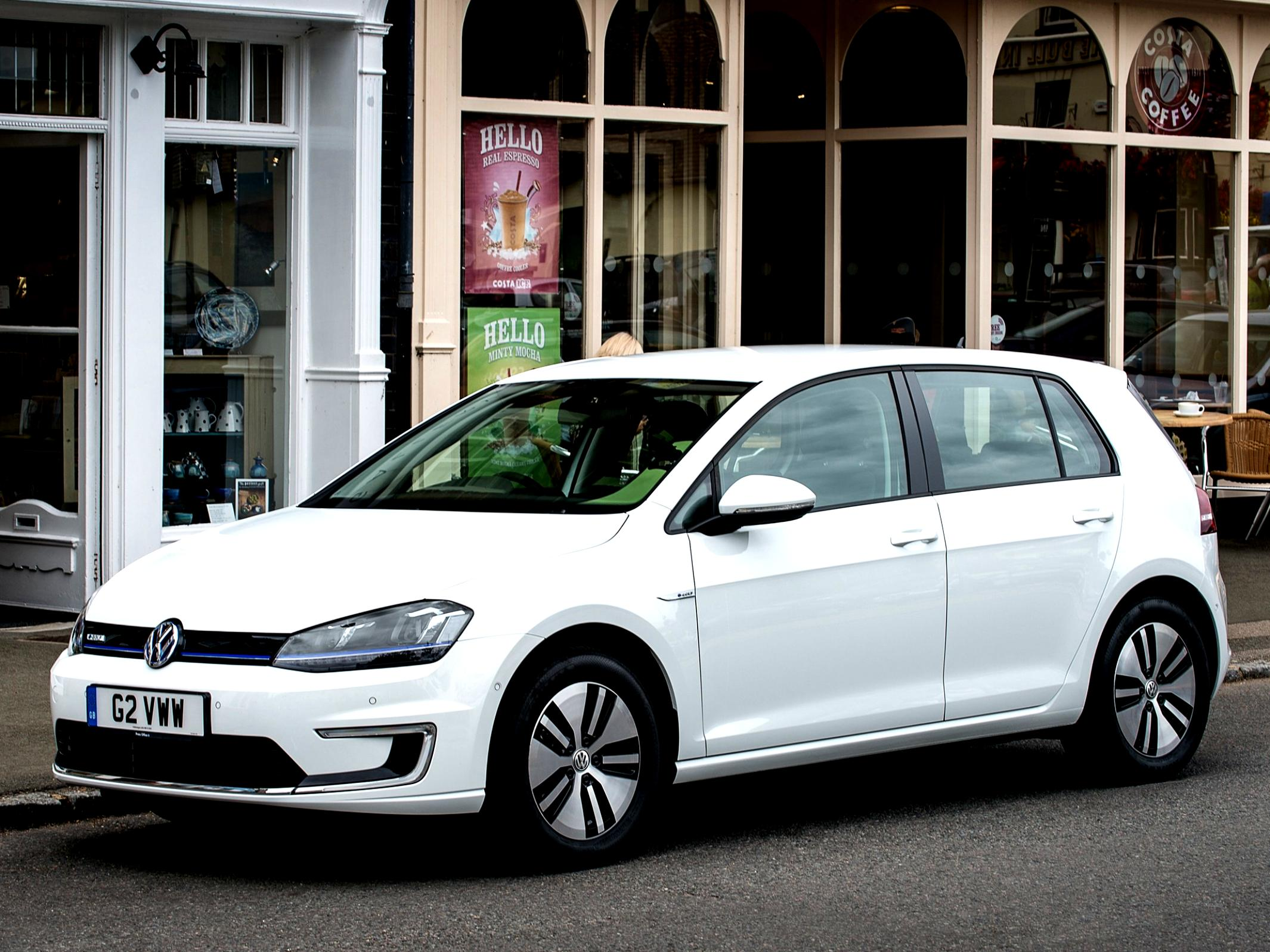 Volkswagen E-Golf 2014 #36