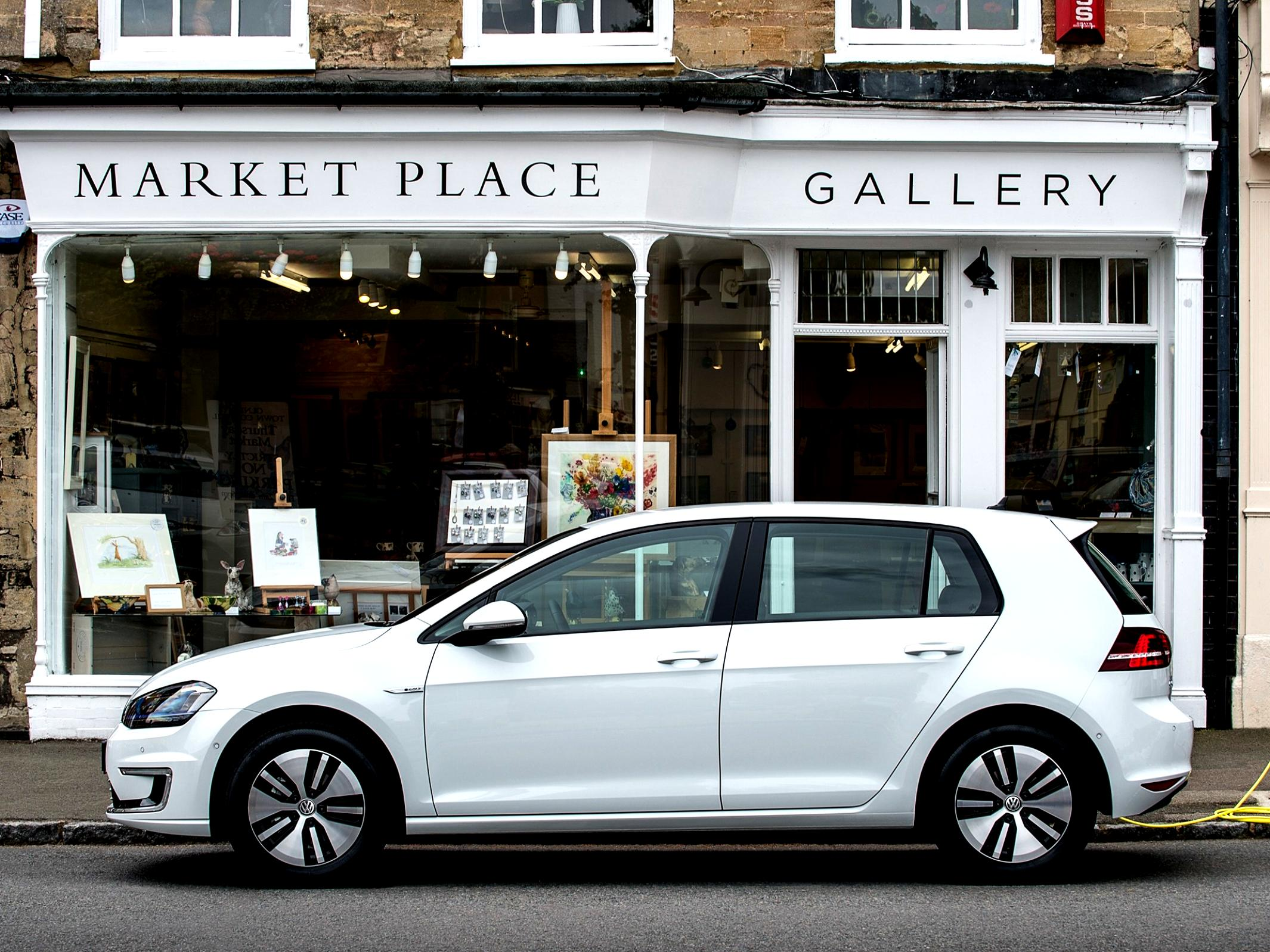Volkswagen E-Golf 2014 #37