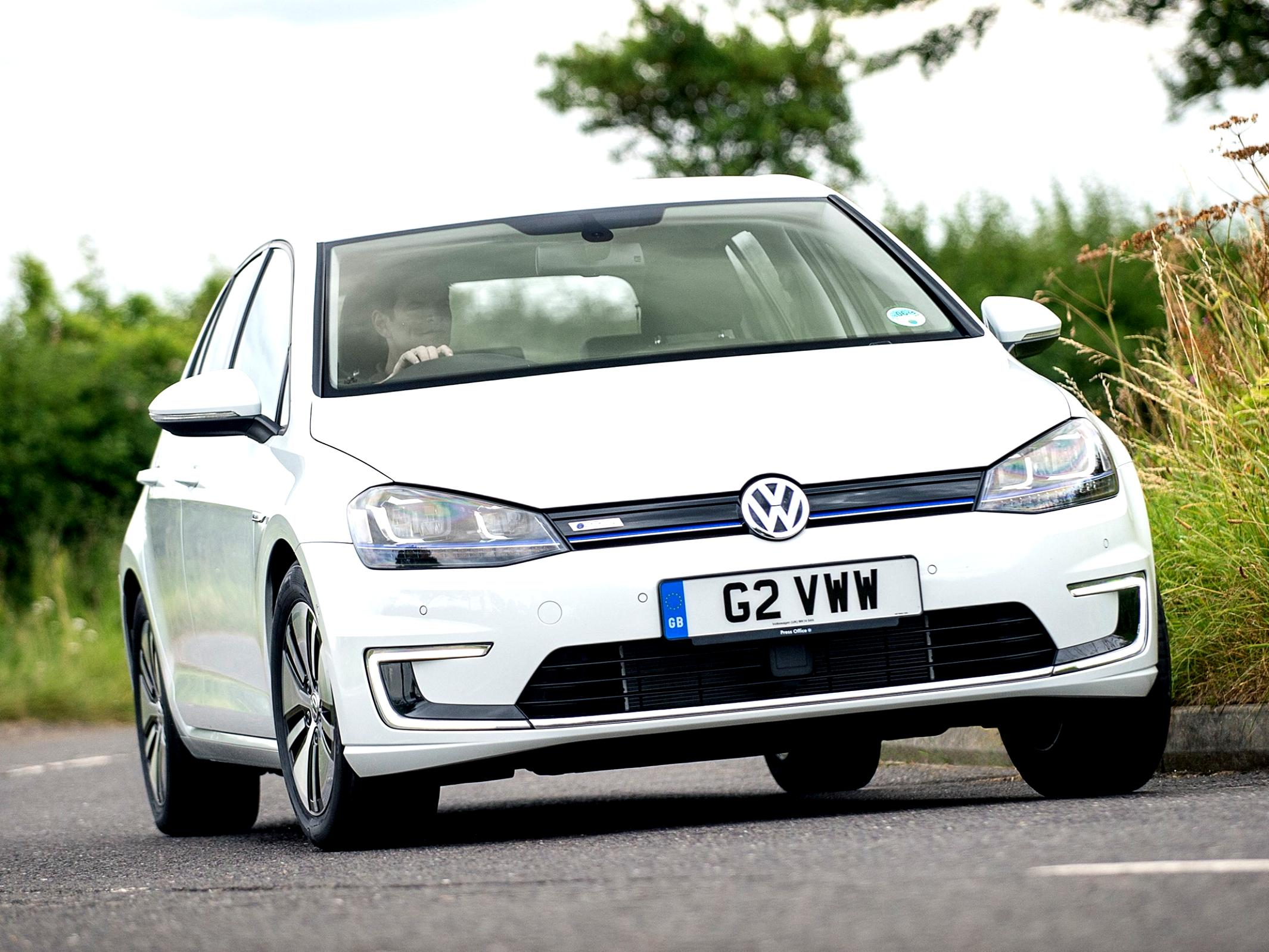 Volkswagen E-Golf 2014 #40