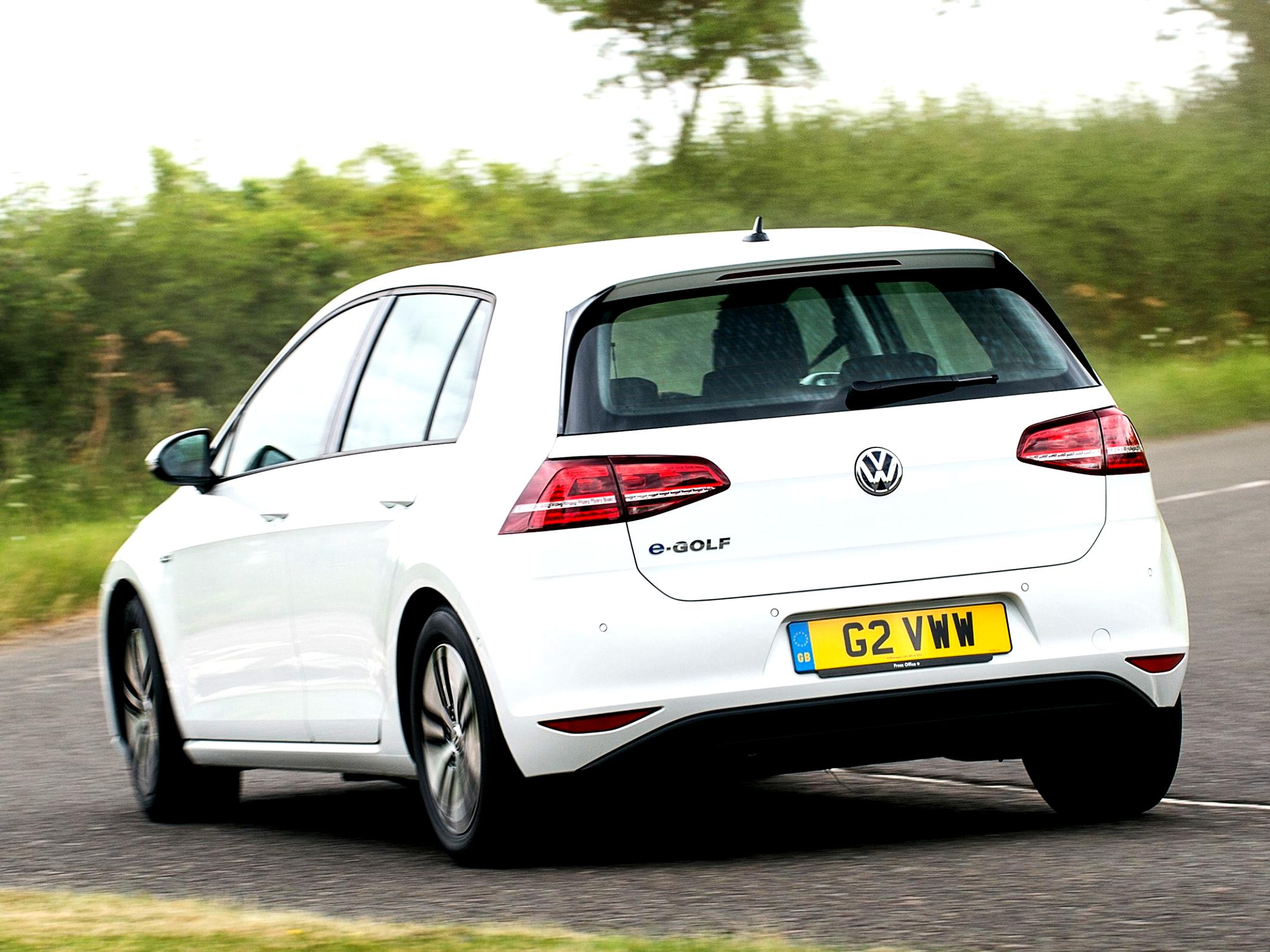 Volkswagen E-Golf 2014 #42