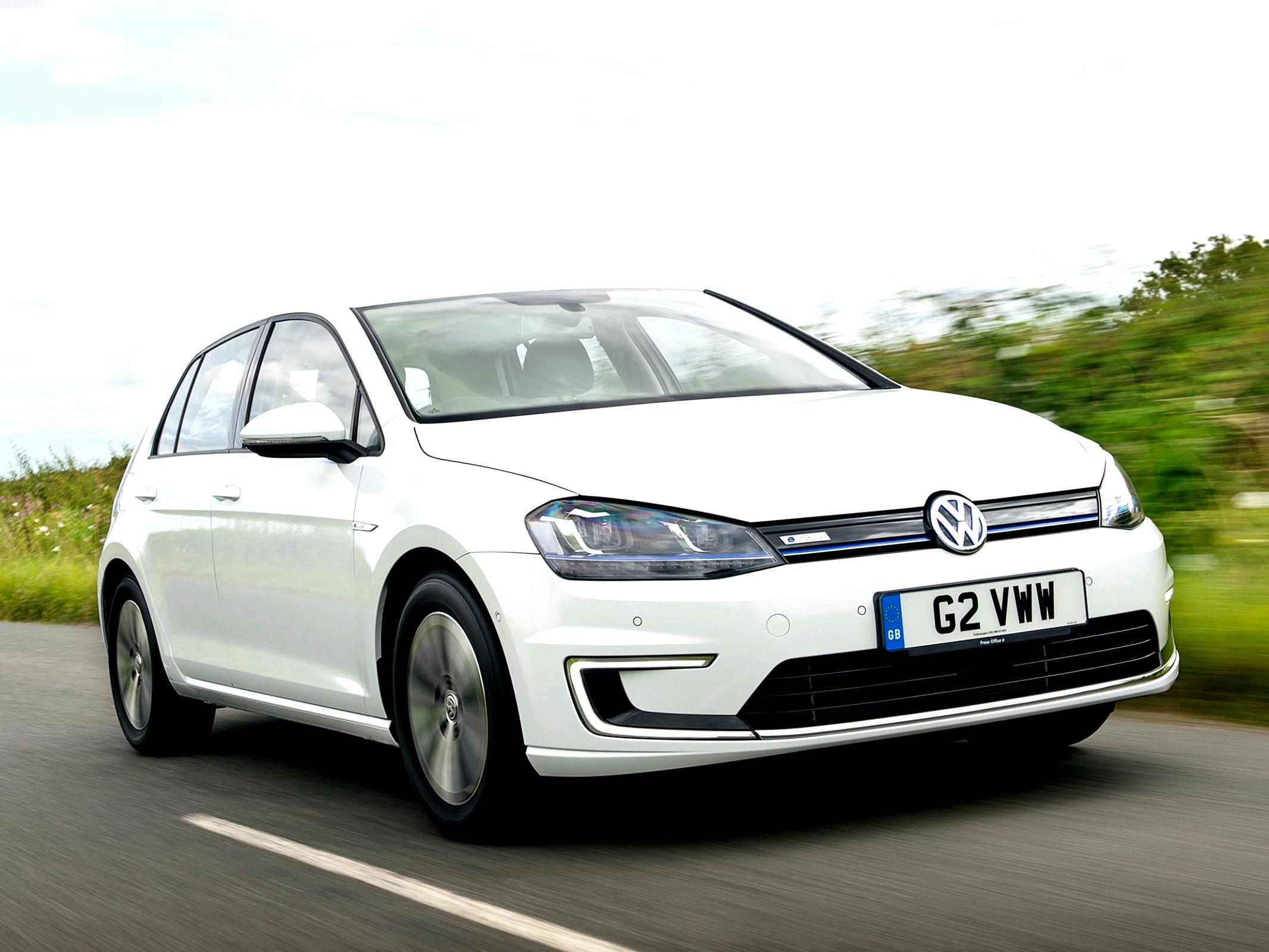 Volkswagen E-Golf 2014 #43