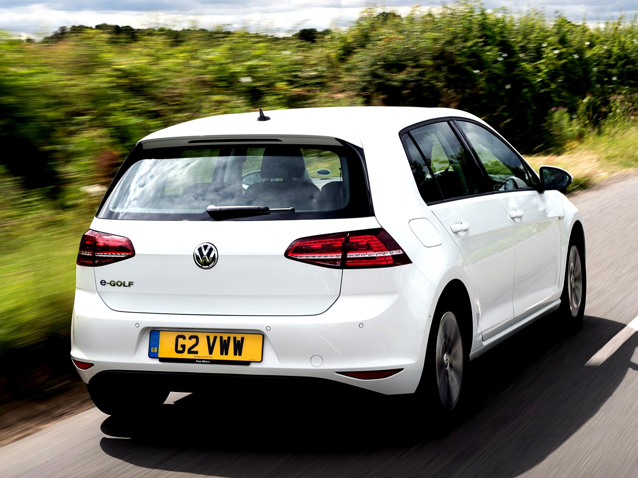 Volkswagen E-Golf 2014 #45