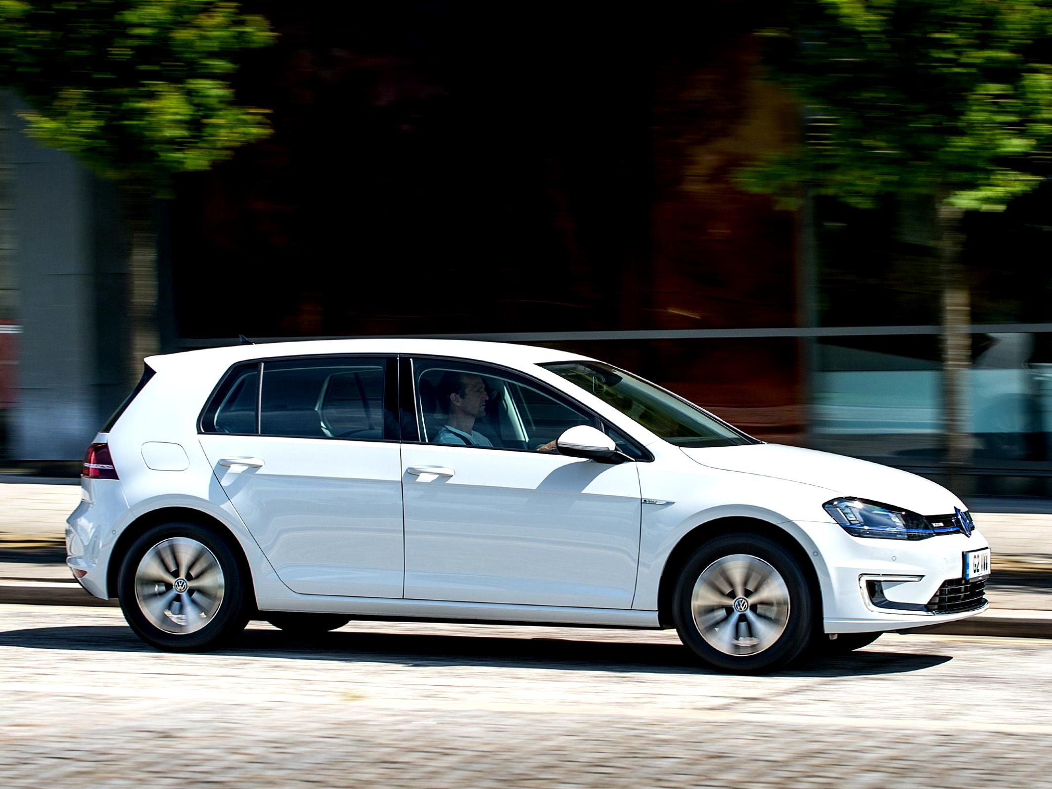 Volkswagen E-Golf 2014 #47