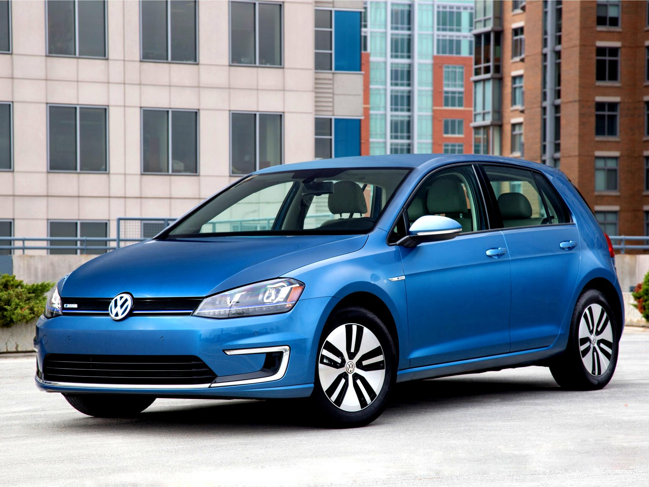 Volkswagen E-Golf 2014 #49