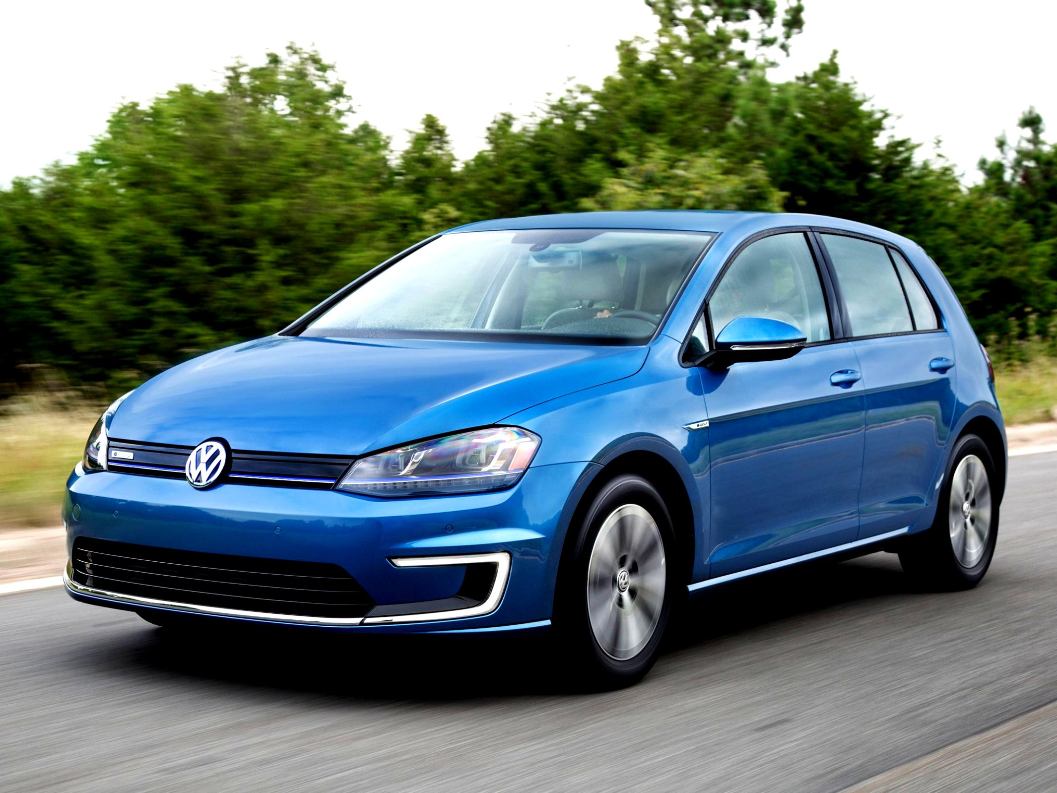 Volkswagen E-Golf 2014 #52