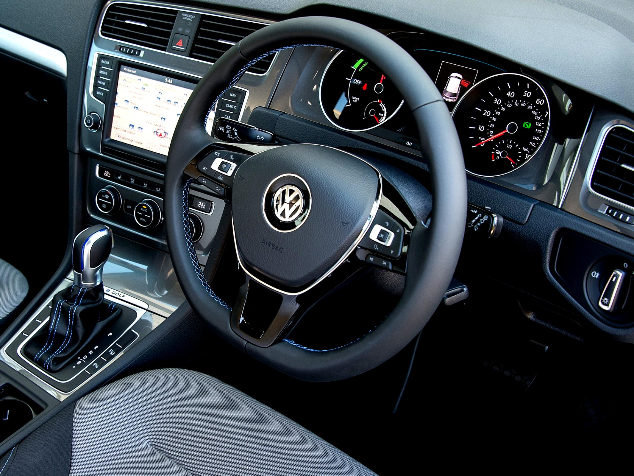 Volkswagen E-Golf 2014 #57