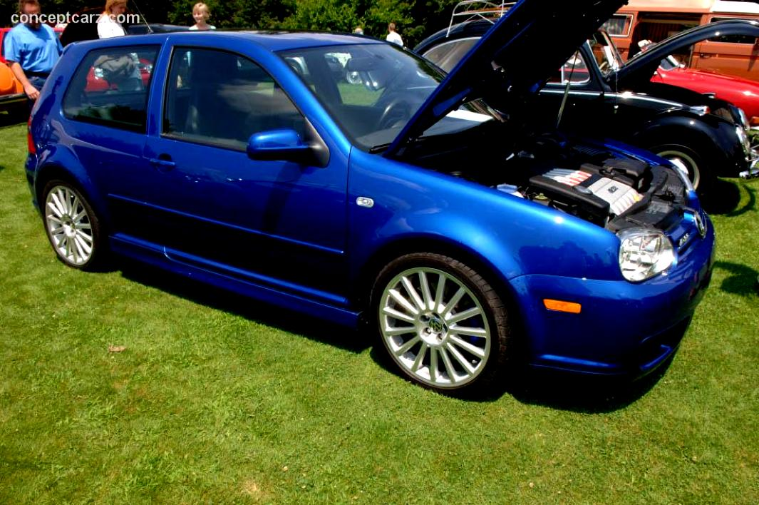 Volkswagen Golf V R32 3 Doors 2005 On Motoimg