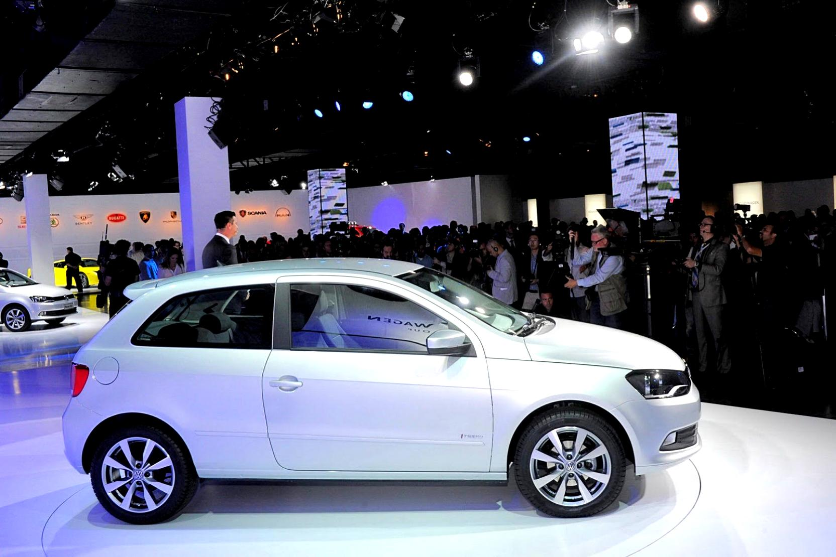 Volkswagen Golf VII 3 Doors 2012 #3