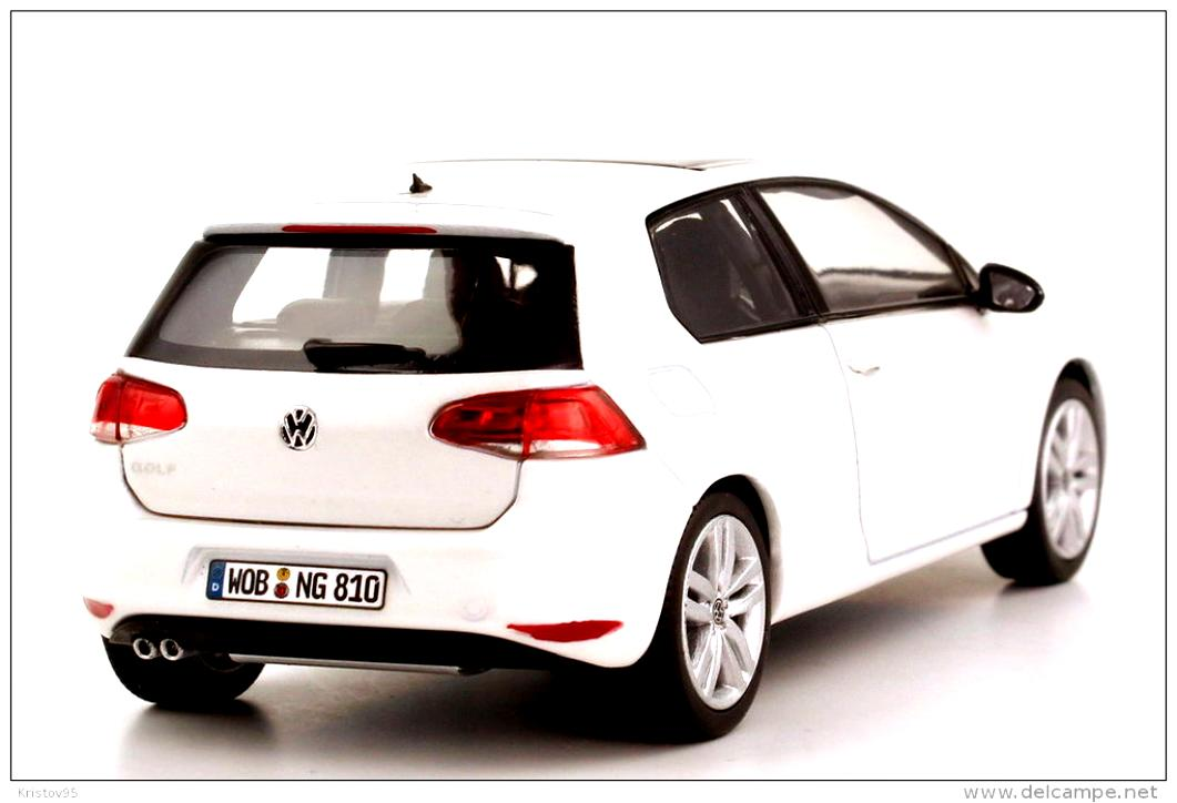 Volkswagen Golf VII 3 Doors 2012 #4