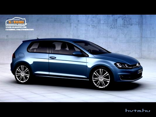 Volkswagen Golf VII 3 Doors 2012 #5
