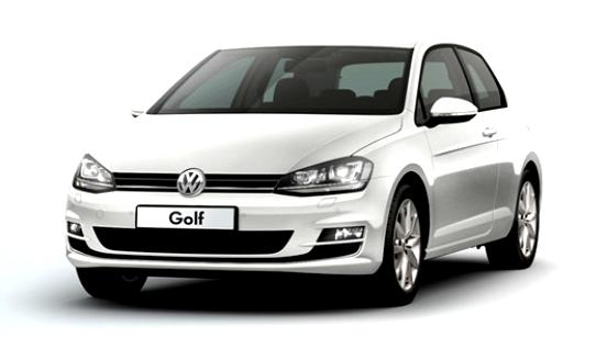 Volkswagen Golf VII 3 Doors 2012 #6