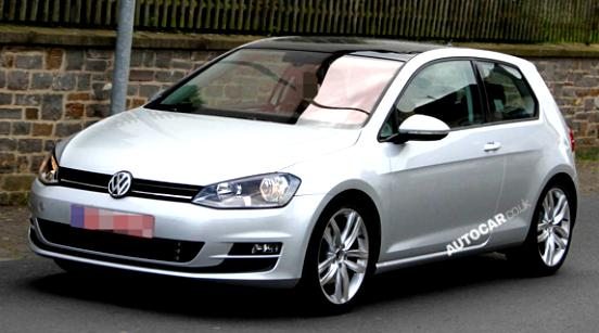 Volkswagen Golf VII 3 Doors 2012 #8