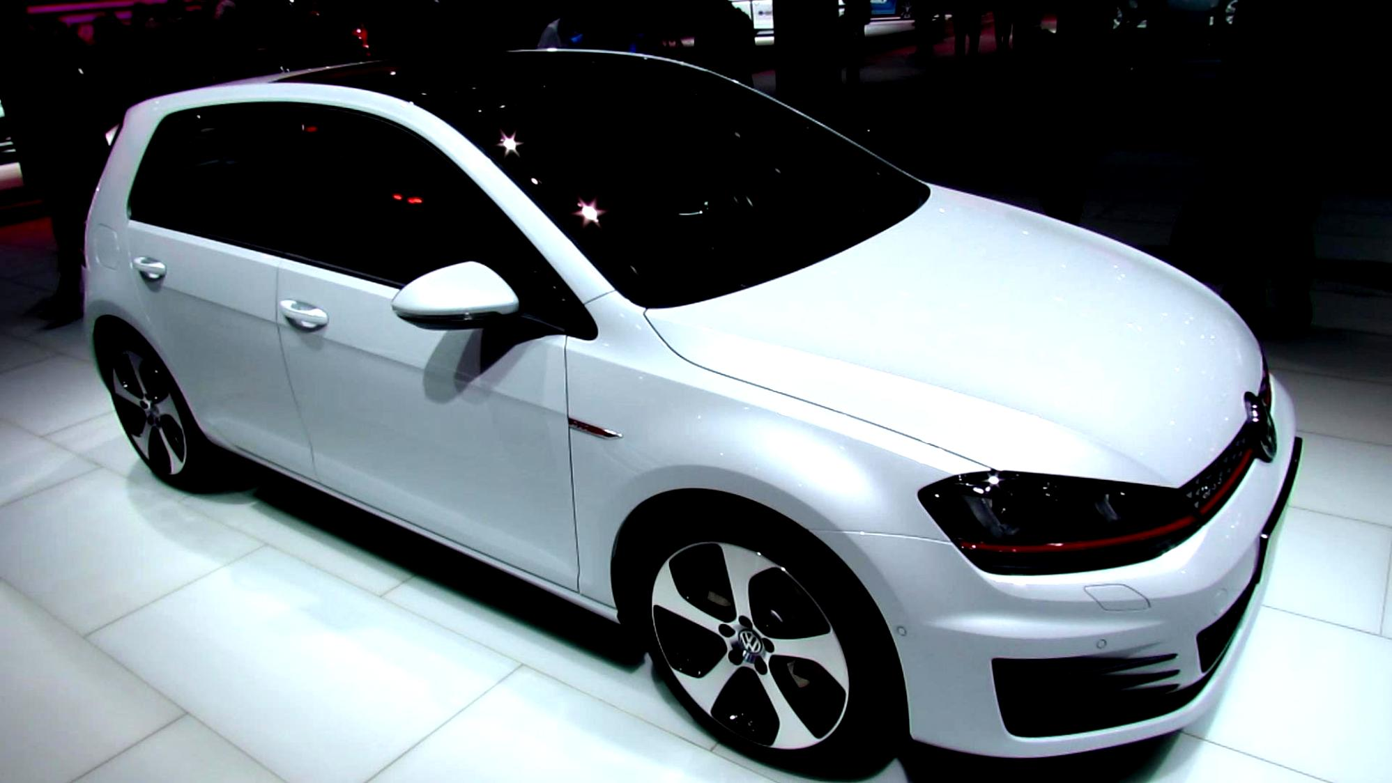 Volkswagen Golf VII 3 Doors 2012 #10