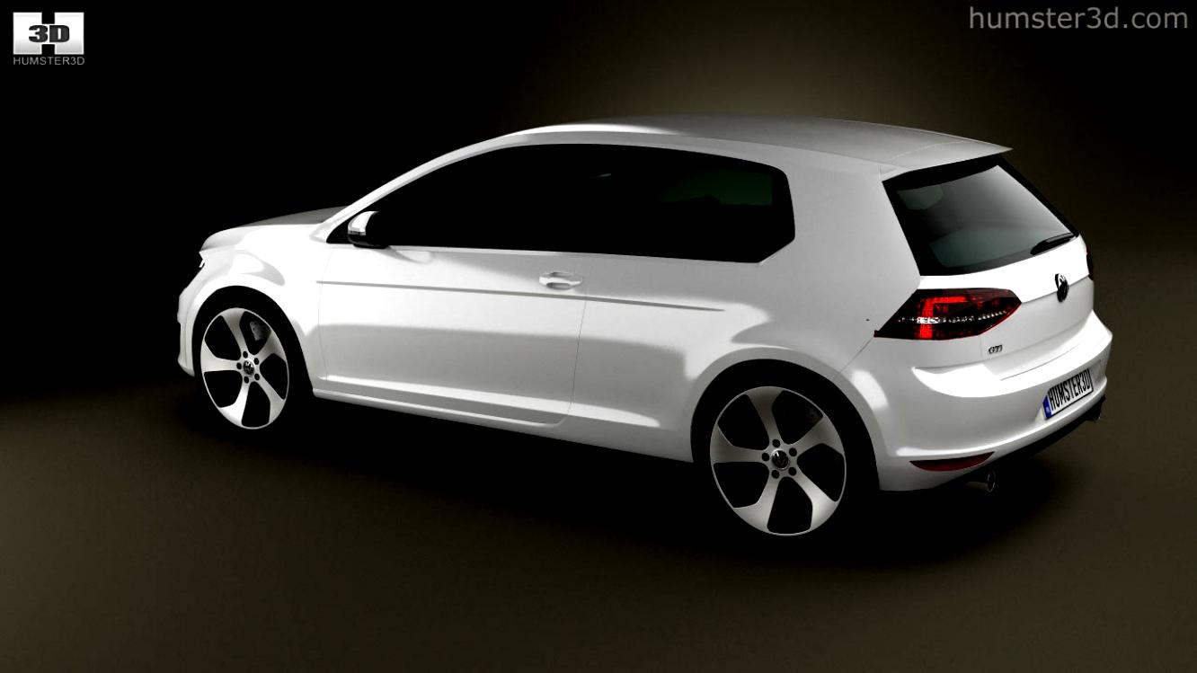 Volkswagen Golf VII 3 Doors 2012 #13