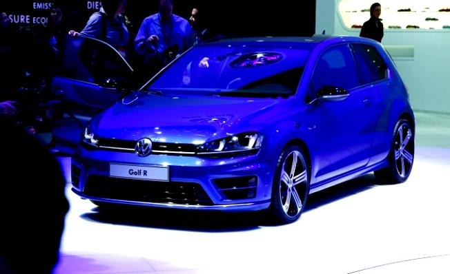 Volkswagen Golf VII 3 Doors 2012 #16