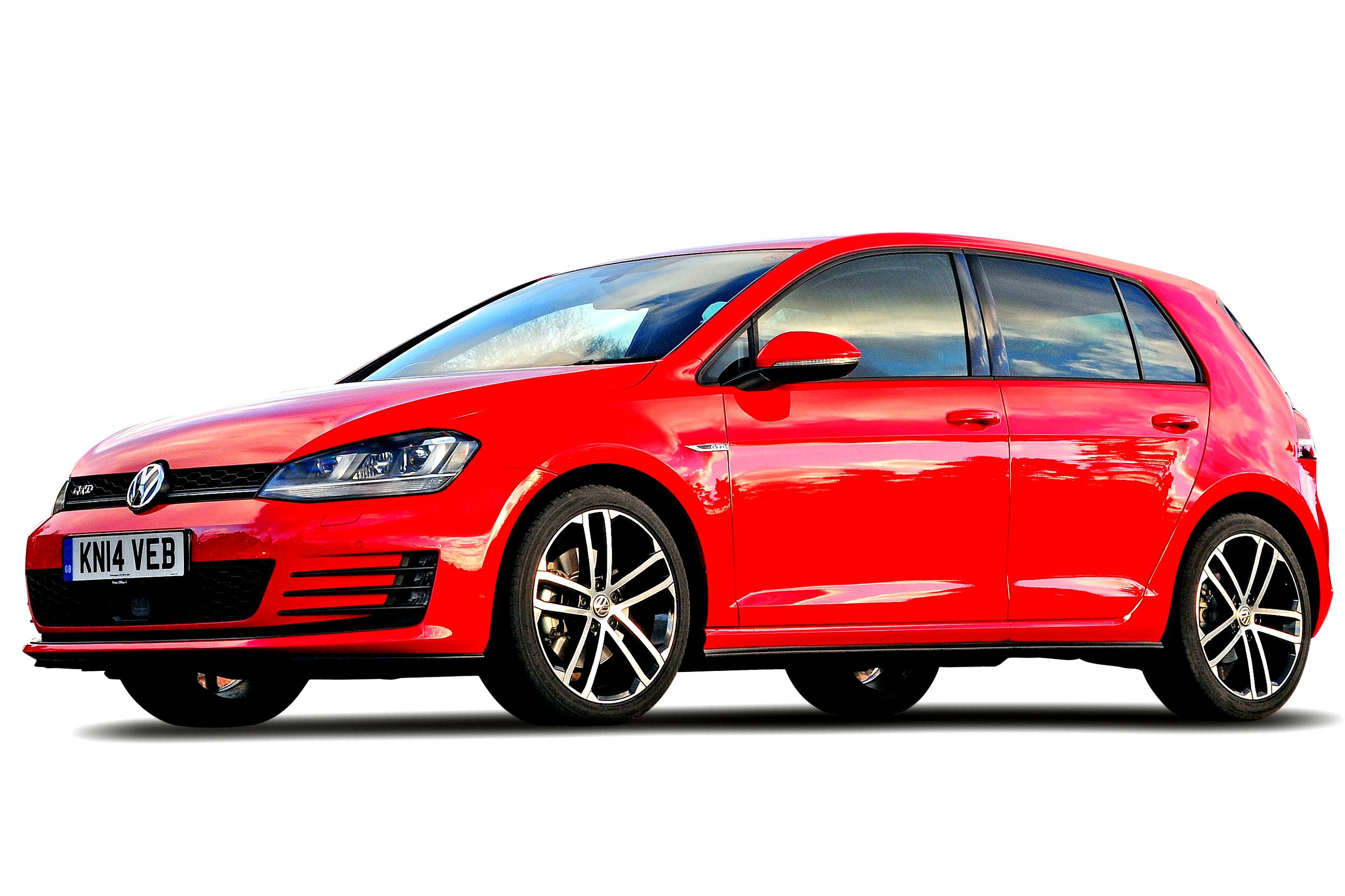 Volkswagen Golf VII 3 Doors 2012 #28