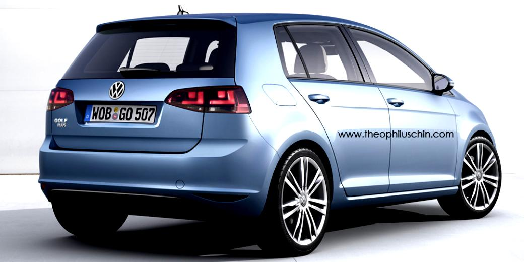 Volkswagen Golf VII 3 Doors 2012 #29