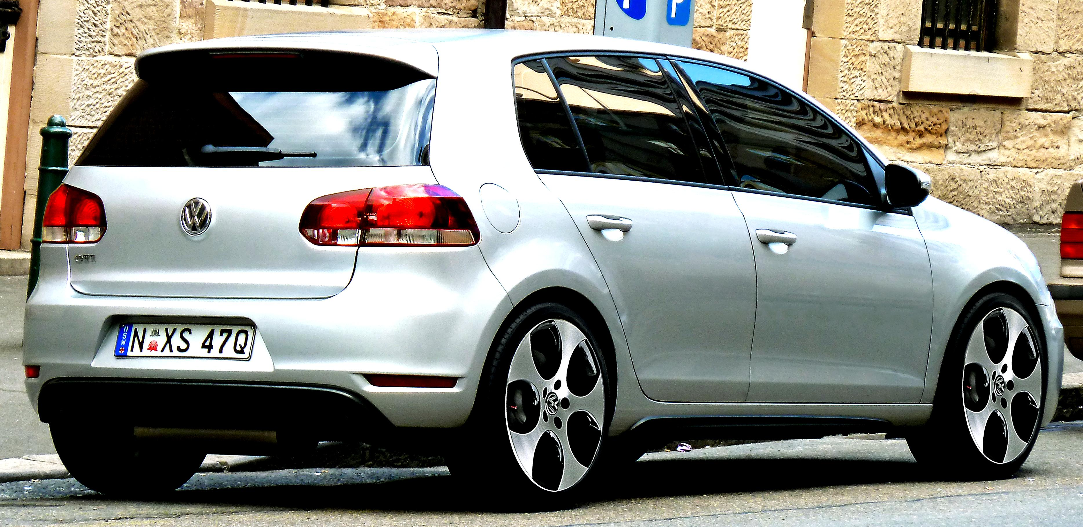 Volkswagen Golf VII 3 Doors 2012 #35