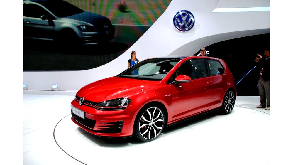 Volkswagen Golf VII 3 Doors 2012 #36