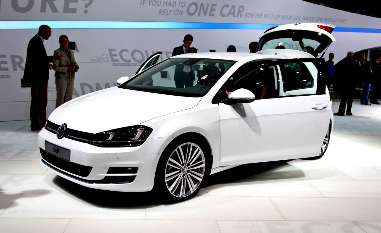 Volkswagen Golf VII 3 Doors 2012 #38