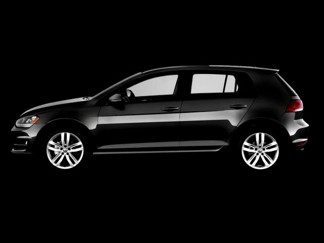 Volkswagen Golf VII 3 Doors 2012 #44