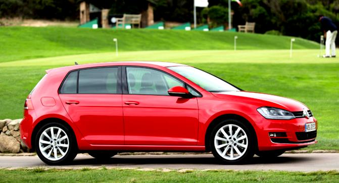 Volkswagen Golf VII 3 Doors 2012 #49