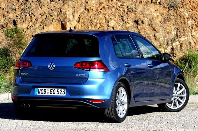 Volkswagen Golf VII 3 Doors 2012 #50