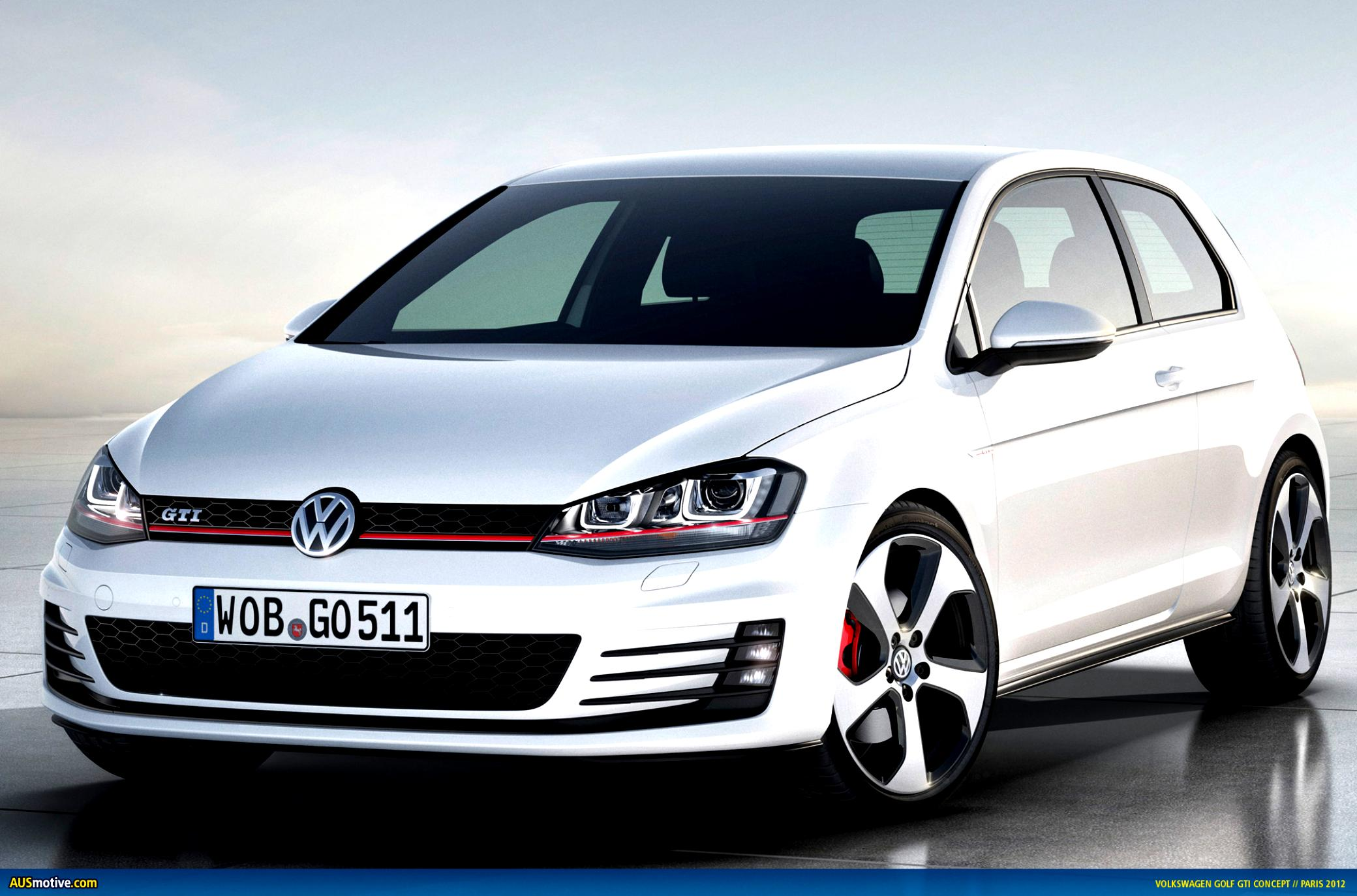 Volkswagen Golf VII 3 Doors 2012 #52