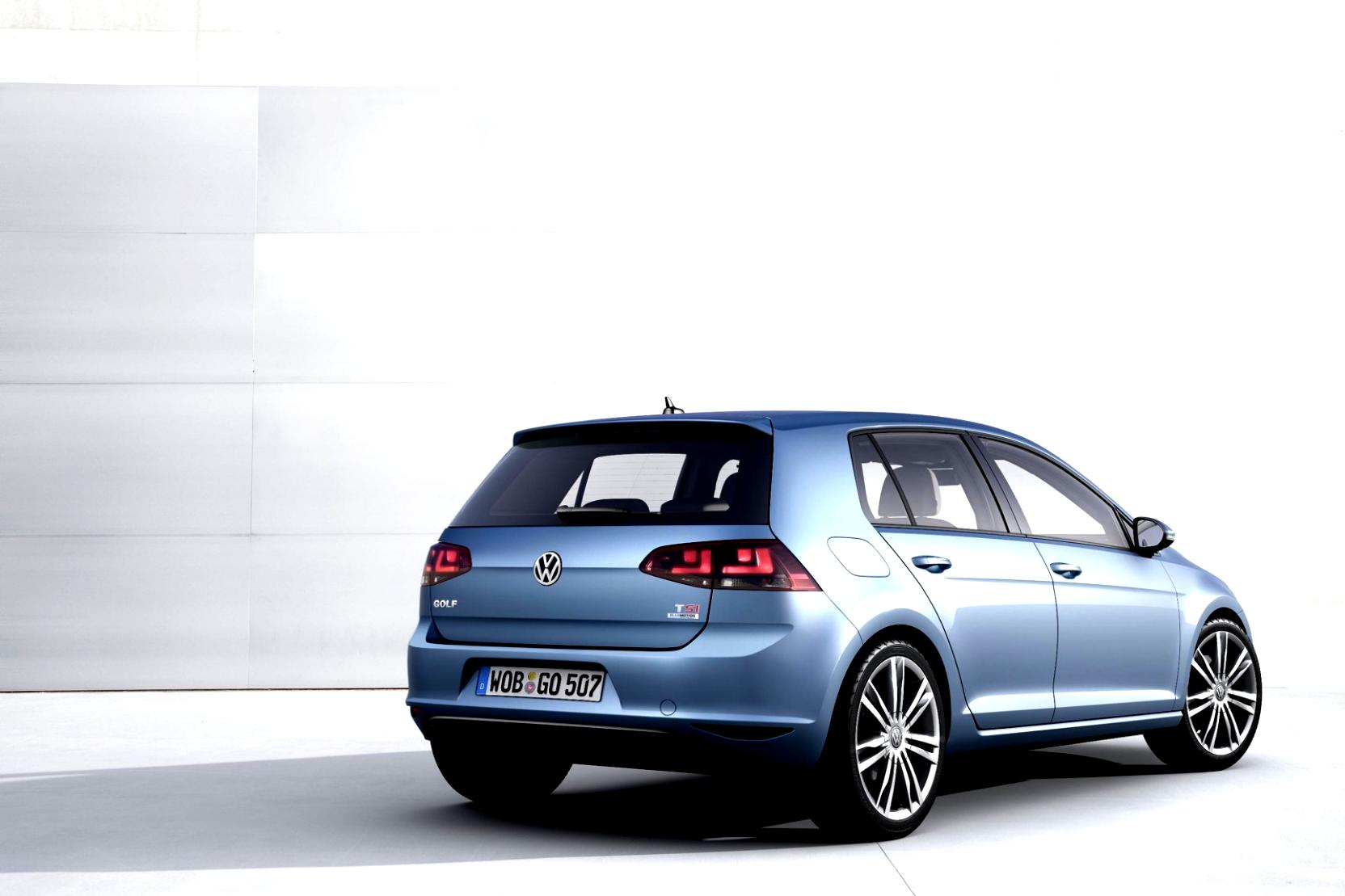 Volkswagen Golf VII 5 Doors 2012 #1