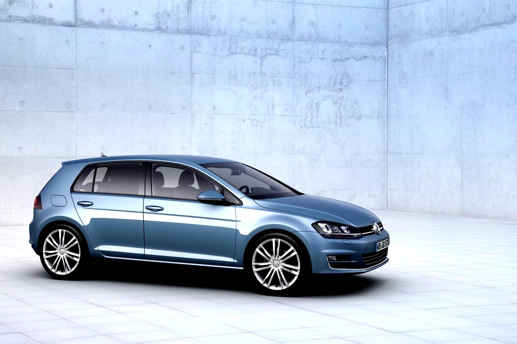 Volkswagen Golf VII 5 Doors 2012 #3