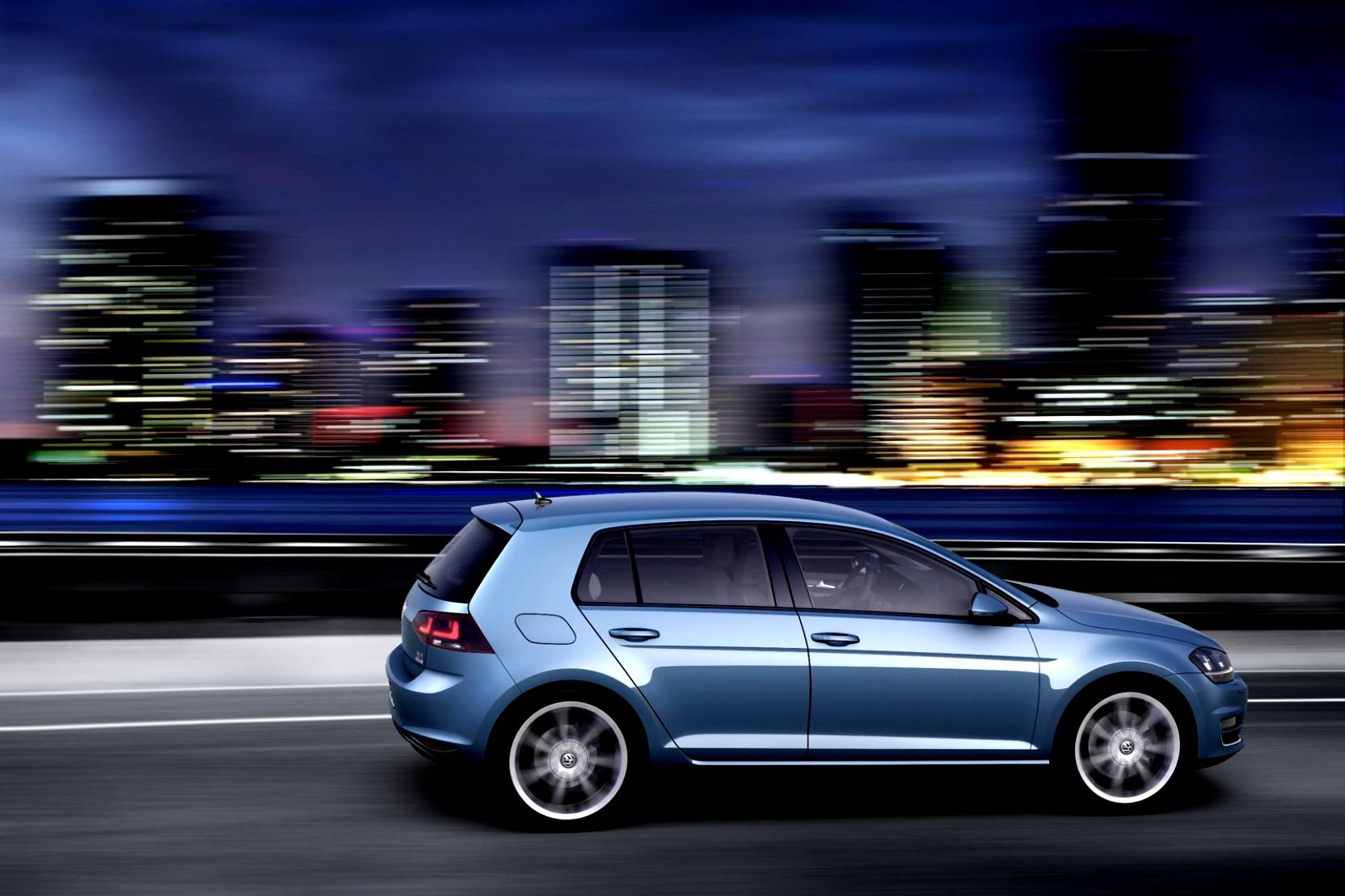 Volkswagen Golf VII 5 Doors 2012 #5
