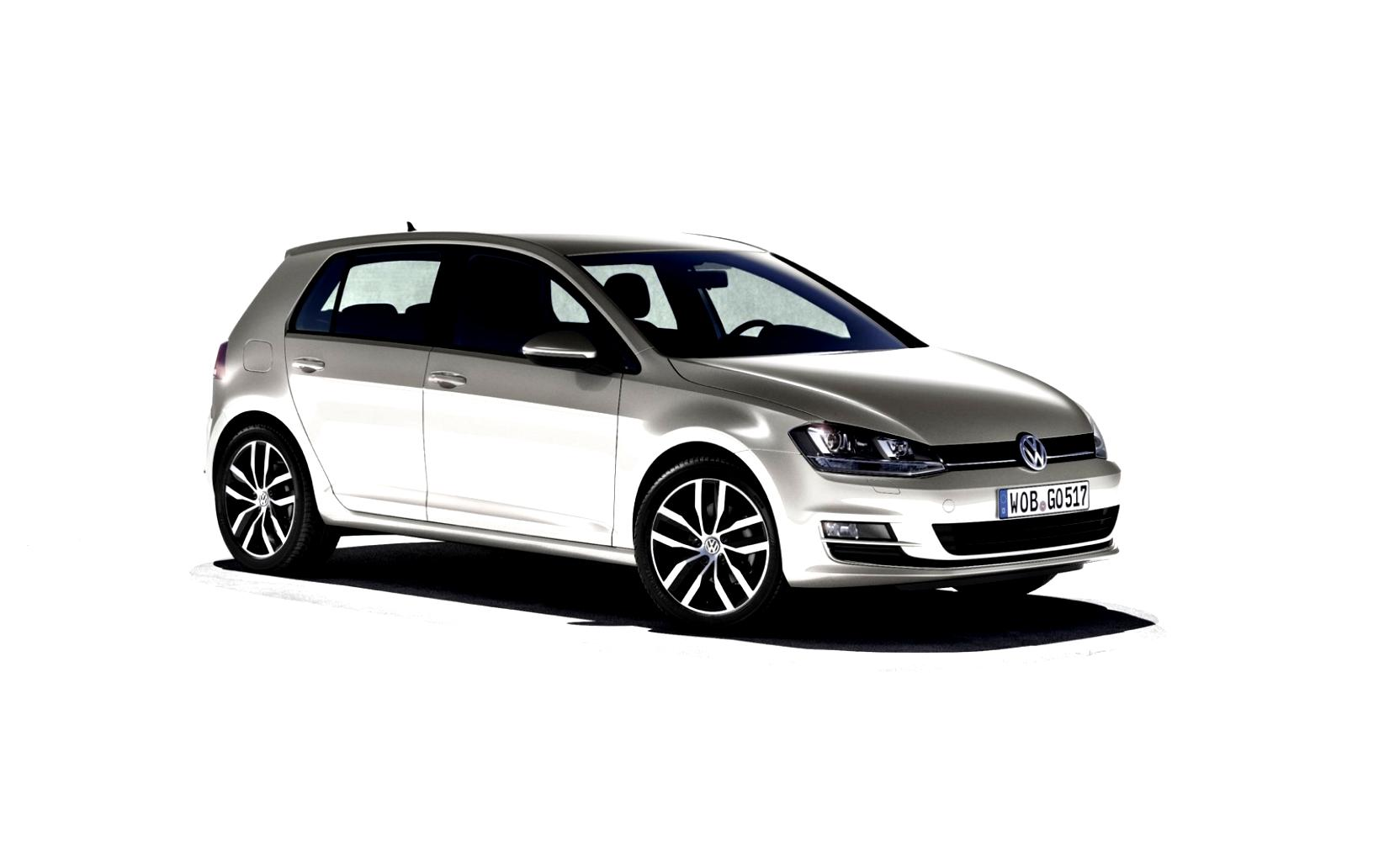 Volkswagen Golf VII 5 Doors 2012 #6